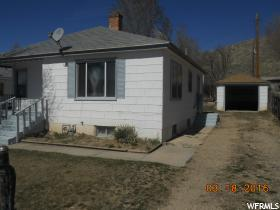 Home for sale at 555 E Main, Duchesne, UT 84021. Listed at 110000 with 3 bedrooms, 1 bathrooms and 1,540 total square feet