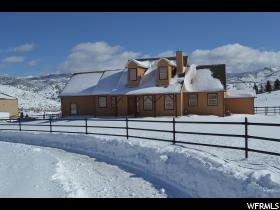 Home for sale at 1836 S West Hoytsville Rd #MFR-1, Wanship, UT 84017. Listed at 499000 with 3 bedrooms, 2 bathrooms and 3,585 total square feet
