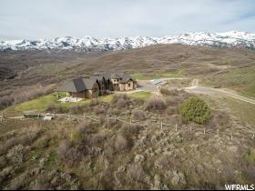 Home for sale at 3633 W Ridges Dr, Morgan, UT 84050. Listed at 1990000 with 5 bedrooms, 6 bathrooms and 7,592 total square feet