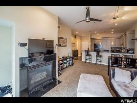 Home for sale at 350 S 200 East #410, Salt Lake City, UT  84111. Listed at 359000 with 2 bedrooms, 2 bathrooms and 1,018 total square feet