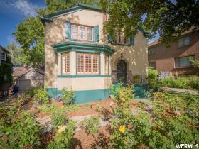 Home for sale at 61 N Virginia St, Salt Lake City, UT 84103. Listed at 610000 with 4 bedrooms, 4 bathrooms and 3,144 total square feet