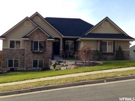 Maison unifamiliale pour l Vente à 1699 N GRANDVIEW Drive Farmington, Utah 84025 États-Unis