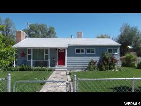 단독 가정 주택 용 매매 에 269 E 100 S Duchesne, 유타 84021 미국