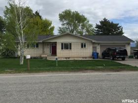 Home for sale at 330 W 400 North, Hyrum, UT  84319. Listed at 199000 with 5 bedrooms, 2 bathrooms and 2,428 total square feet