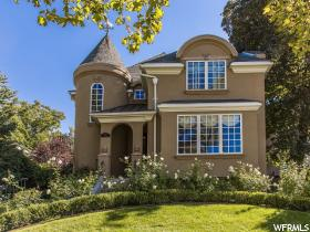 Home for sale at 22 N Wolcott St, Salt Lake City, UT 84103. Listed at 1549000 with 5 bedrooms, 4 bathrooms and 4,840 total square feet
