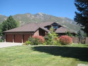 Home for sale at 5990 S 2125 East, Uintah, UT 84403. Listed at 475000 with 5 bedrooms, 4 bathrooms and 4,855 total square feet