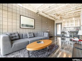 Home for sale at 360 W 300 South #601, Salt Lake City, UT 84101. Listed at 393000 with 2 bedrooms, 2 bathrooms and 713 total square feet