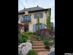 Maison unifamiliale pour l Vente à 1380 E ELK HOLLOW Road North Salt Lake, Utah 84054 États-Unis