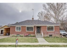 Home for sale at 145 N 300 East, Nephi, UT  84648. Listed at 189900 with 6 bedrooms, 3 bathrooms and 3,556 total square feet
