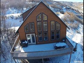 Home for sale at 293 E Rockport Aspen Dr, Wanship, UT 84017. Listed at 317900 with 4 bedrooms, 3 bathrooms and 2,741 total square feet