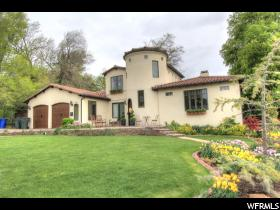 Home for sale at 2484 E St Mary's Dr, Salt Lake City, UT  84108. Listed at 1100000 with 6 bedrooms, 5 bathrooms and 5,315 total square feet