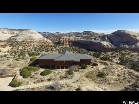Maison unifamiliale pour l Vente à 2610 E DRAW Road Boulder, Utah 84716 États-Unis