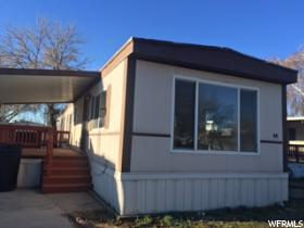 Home for sale at 4375 S Weber River Dr #12, Riverdale, UT 84405. Listed at 18000 with 3 bedrooms, 1 bathrooms and 980 total square feet