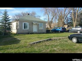 Home for sale at 3915 W 2550 South, Taylor, UT 84401. Listed at 110000 with 2 bedrooms, 1 bathrooms and 912 total square feet