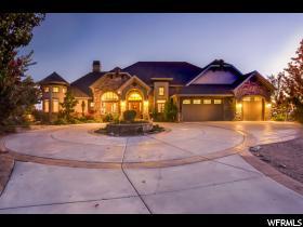 Maison unifamiliale pour l Vente à 1762 E VIEW Court Fruit Heights, Utah 84037 États-Unis