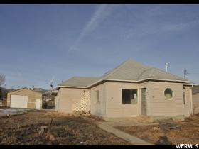 Home for sale at 185 N 100 West, Aurora, UT  84620. Listed at 94500 with 3 bedrooms, 2 bathrooms and 2,220 total square feet