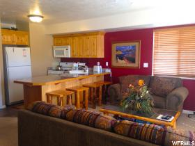 Home for sale at 3598 N Huntsman Path #510, Eden, UT 84310. Listed at 189000 with 2 bedrooms, 2 bathrooms and 1,100 total square feet