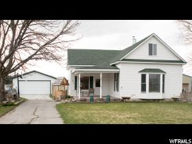 Home for sale at 26 S 100 West, Lewiston, UT 84320. Listed at 159900 with 4 bedrooms, 2 bathrooms and 1,820 total square feet