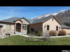 Home for sale at 7298 S 750 West, Willard, UT  84340. Listed at 344900 with 5 bedrooms, 3 bathrooms and 3,407 total square feet