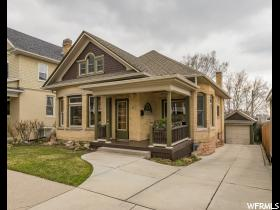 Home for sale at 812 E 4th Ave, Salt Lake City, UT 84103. Listed at 549900 with 3 bedrooms, 2 bathrooms and 2,641 total square feet