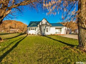 Home for sale at 1870 N 6800 East, Croydon, UT 84018. Listed at 199900 with 2 bedrooms, 2 bathrooms and 1,388 total square feet