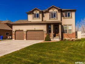 Home for sale at 897 N Browning Pl, Farmington, UT 84025. Listed at 434500 with 5 bedrooms, 3 bathrooms and 3,974 total square feet