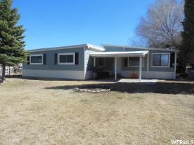 Home for sale at 38791 W Cobblestone Rd, Tabiona, UT  84072. Listed at 154900 with 2 bedrooms, 1 bathrooms and 1,343 total square feet