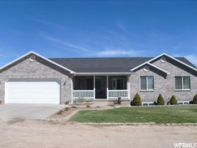 Home for sale at 2876 W 1200 North, Maeser, UT  84078. Listed at 299900 with 6 bedrooms, 5 bathrooms and 3,586 total square feet