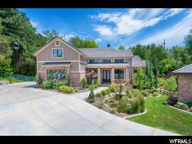 Home for sale at 1726 E Rachelwood Ln, Holladay, UT  84124. Listed at 1440000 with 4 bedrooms, 7 bathrooms and 6,465 total square feet