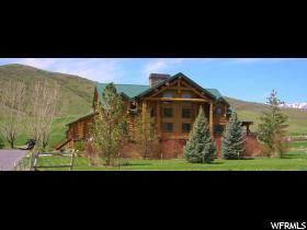 Single Family Home for Sale at 2262 S MORGAN VALLEY Drive Morgan, Utah 84050 United States