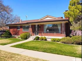 Home for sale at 601 E 3735 South, South Salt Lake, UT  84106. Listed at 289900 with 3 bedrooms, 3 bathrooms and 2,250 total square feet
