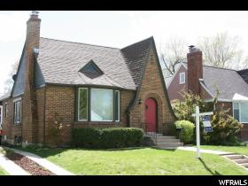 Home for sale at 808 E Kensington Ave, Salt Lake City, UT  84105. Listed at 389900 with 3 bedrooms, 2 bathrooms and 1,823 total square feet