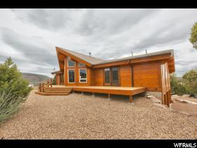 Single Family Home for Sale at 7246 S CURRANT CREEK MT Fruitland, Utah 84027 United States