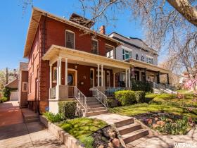 Home for sale at 85 N C St, Salt Lake City, UT 84103. Listed at 599000 with 4 bedrooms, 3 bathrooms and 3,317 total square feet