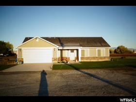 Home for sale at 189 E Center St, Lewiston, UT 84320. Listed at 315000 with 4 bedrooms, 2 bathrooms and 1,588 total square feet
