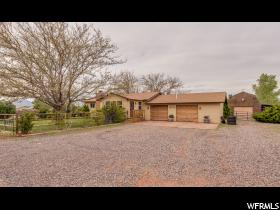 Single Family Home for Sale at 844 HOMESTEAD Drive Dammeron Valley, Utah 84783 United States