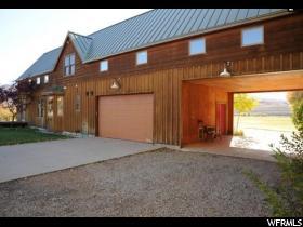 단독 가정 주택 용 매매 에 9060 E 1300 S Huntsville, 유타 84317 미국