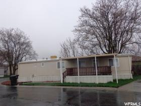 Home for sale at 4375  Weber River Dr #18, Riverdale, UT 84405. Listed at 13700 with 2 bedrooms, 1 bathrooms and 728 total square feet