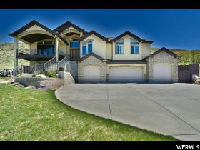 Maison unifamiliale pour l Vente à 1041 S EAGLEPOINTE Drive North Salt Lake, Utah 84054 États-Unis