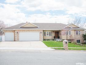 Maison unifamiliale pour l Vente à 1615 E OLD LAKE Lane Fruit Heights, Utah 84037 États-Unis