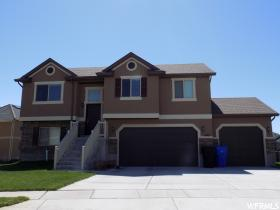 Home for sale at 1447  Triple Crown Ct, Farmington, UT 84025. Listed at 319000 with 3 bedrooms, 3 bathrooms and 1,631 total square feet