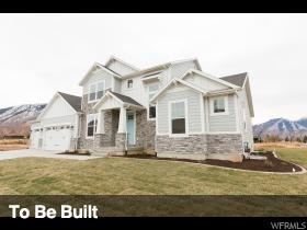 Home for sale at 1677 S 400 West, Salem, UT  84653. Listed at 343900 with 4 bedrooms, 3 bathrooms and 3,971 total square feet