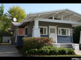 Home for sale at 1449 E Bryan, Salt Lake City, UT 84105. Listed at 499995 with 3 bedrooms, 3 bathrooms and 2,275 total square feet