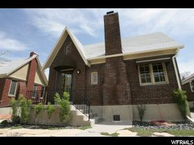 Home for sale at 1817 S 700 East, Salt Lake City, UT  84105. Listed at 349000 with 3 bedrooms, 1 bathrooms and 2,000 total square feet