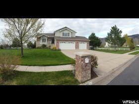 Home for sale at 99 W 3650 South, Nibley, UT  84321. Listed at 290000 with 5 bedrooms, 3 bathrooms and 2,766 total square feet