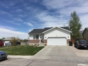 Home for sale at 407 E 760 South, Nephi, UT  84648. Listed at 196900 with 4 bedrooms, 2 bathrooms and 2,200 total square feet