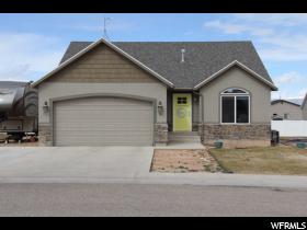 Home for sale at 87 E 1875 South, Roosevelt, UT  84066. Listed at 216900 with 4 bedrooms, 3 bathrooms and 2,137 total square feet