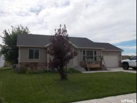Home for sale at 48 E 1800 South, Roosevelt, UT  84066. Listed at 179900 with 3 bedrooms, 2 bathrooms and 1,100 total square feet