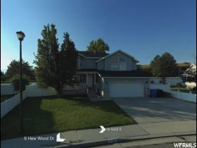 Home for sale at 1981 W 5620 South, Taylorsville, UT 84118. Listed at 299000 with 6 bedrooms, 4 bathrooms and 2,520 total square feet