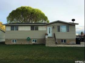 Home for sale at 462 E 550 North, Roosevelt, UT  84066. Listed at 174000 with 5 bedrooms, 2 bathrooms and 2,016 total square feet